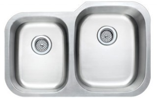 18ga 40-60 Stainless Steel kitchen Sink