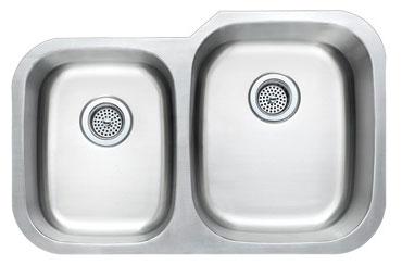 18ga 40-60 Stainless Steel kitchen Sink