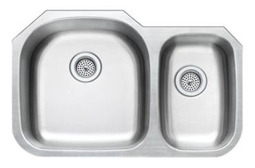 70-30 Stainless Steel Kitchen Sink