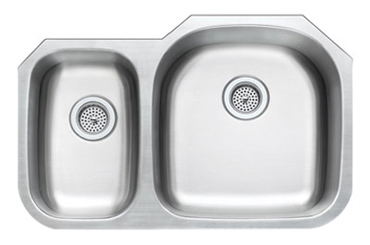 30-70 Stainless Steel Kitchen Sink