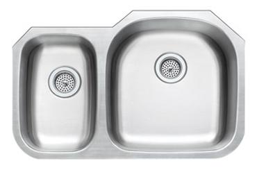 30-70 Stainless Steel Kitchen Sink
