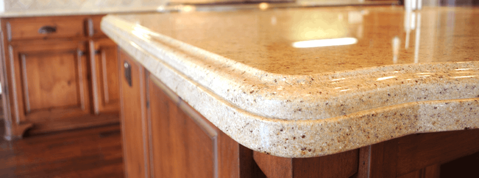 Colonial Cream Ogee Laminated