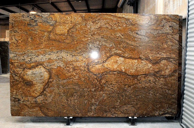 3CM Golden Sparkle Granite
