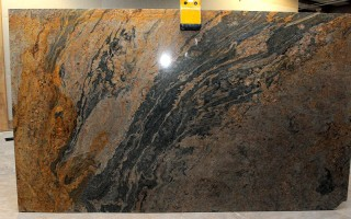 3CM Golden Wave Granite Slabs