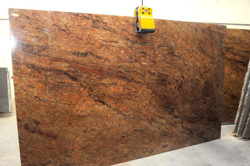 3CM Madurai Gold Granite