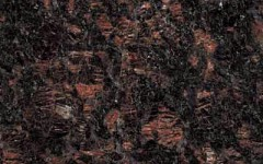 Tan Brown Granite – Deep, Rich Reds Create a Wooden Texture