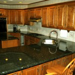 tops 18 150x150 Granite Images   Residential Kitchen Gallery