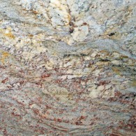 Typhoon Bordeaux Granite – A Sea of Burgundy with Creamy Earth Tones