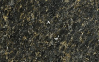 Uba Tuba Granite – Classic Greens are Highlighted with Gold Flecks