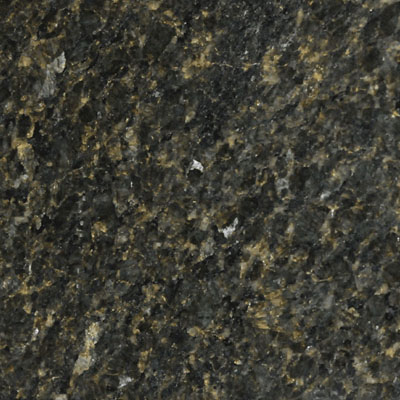 Uba Tuba Granite Classic Greens Are Highlighted With