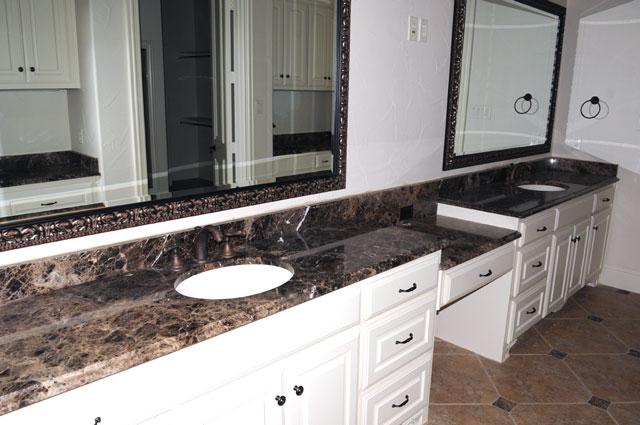 Vanities For Your New Bathroom Countertops