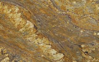 Yellow River Granite – 3CM Granite with Flowing Veins