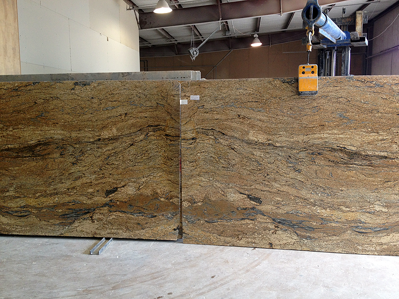 3CM Super Classico Bookmatched Granite Slabs