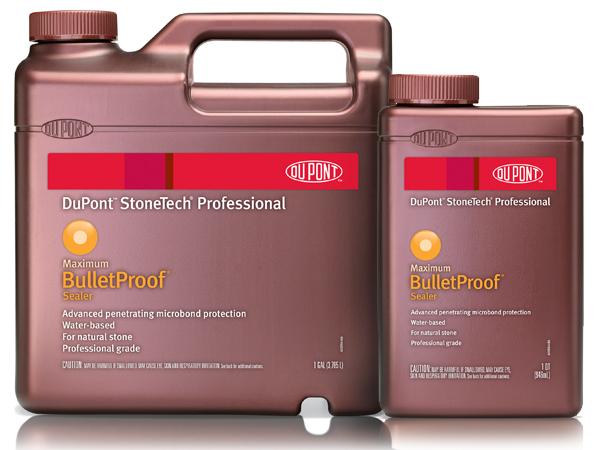 DuPont™ StoneTech® Professional BulletProof® Stone Sealer
