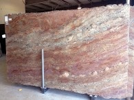 Fire Bordeaux Granite – 3CM Exotic Natural Stone