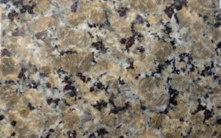 Beige Butterfly Granite – Also known as Ferro Gold