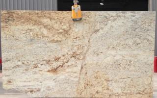 Golden Riviera Granite Slabs