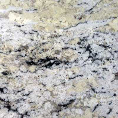 White Ice Granite Polished 3cm Granite For A Lighter