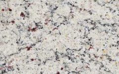 Dallas White Granite – Subtle Veining Defines this Material