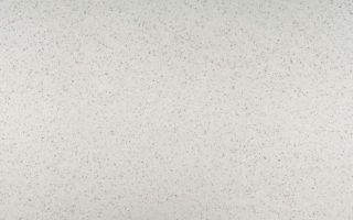 Iced White Quartz – 2CM Slabs with Light White Background & Gray Accents