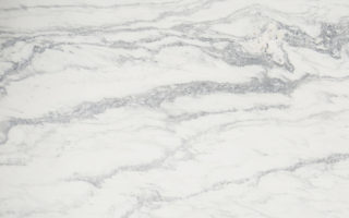 Montclair Danby Marble – American Marble Featuring a White Background & Gray Veining