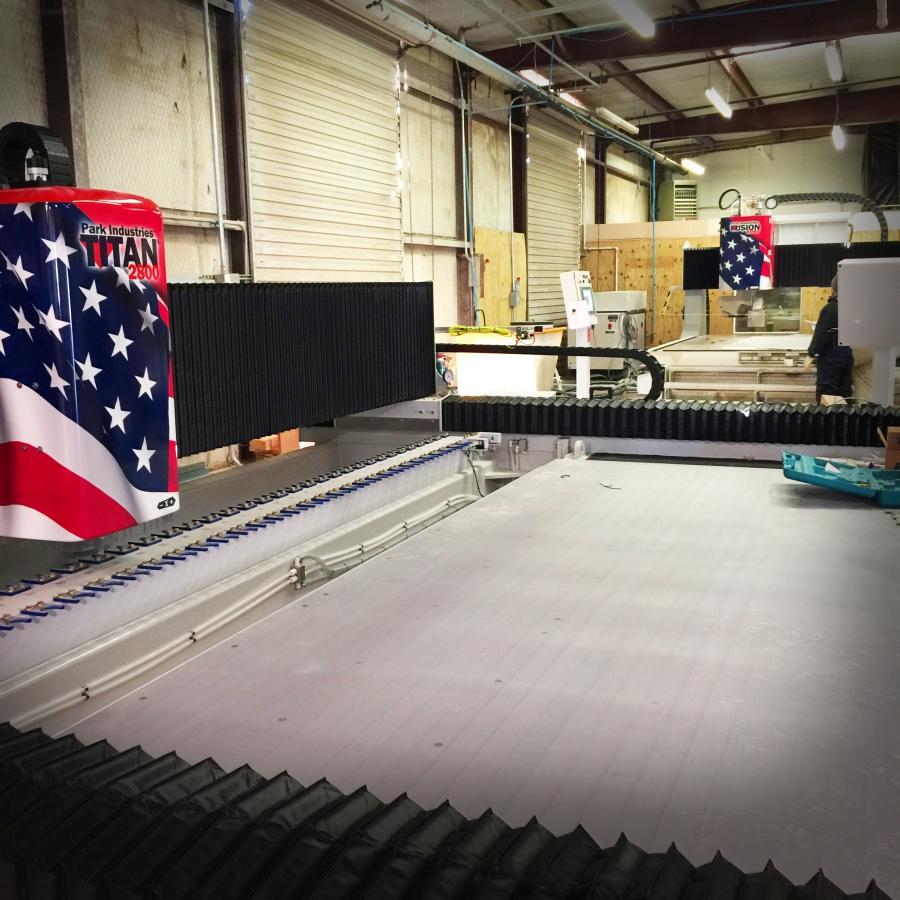 Park Industries CNC Machinery