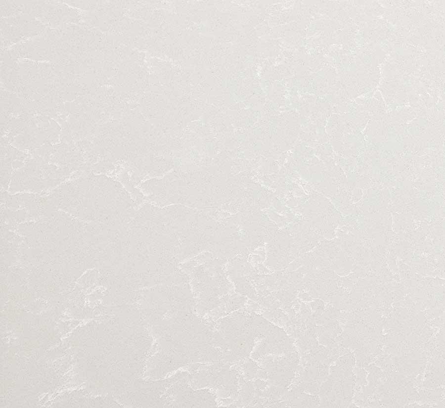 Shell White Quartz Closeup