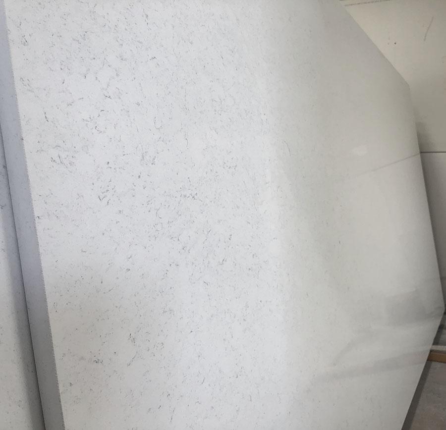 Carrara Classic Quartz Slab