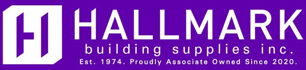 Preferred Stone Vendors: Hallmark Building Supplies Logo